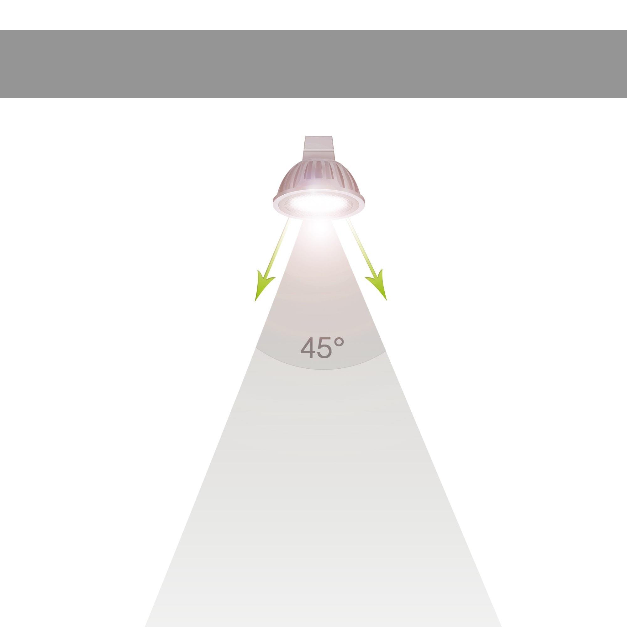 Uhol svietenia 45°