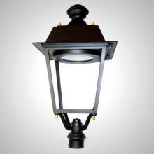 parkova led lampa 40w cree retro