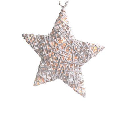 vianocna led hviezda s casovacom