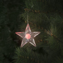 vianocna rgb led dekoracia hviezda