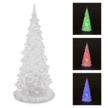 vianocna rgb led dekoracia stromcek
