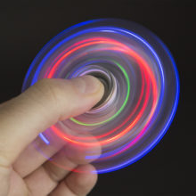 led spinner krystal