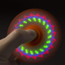 led spinner mandala