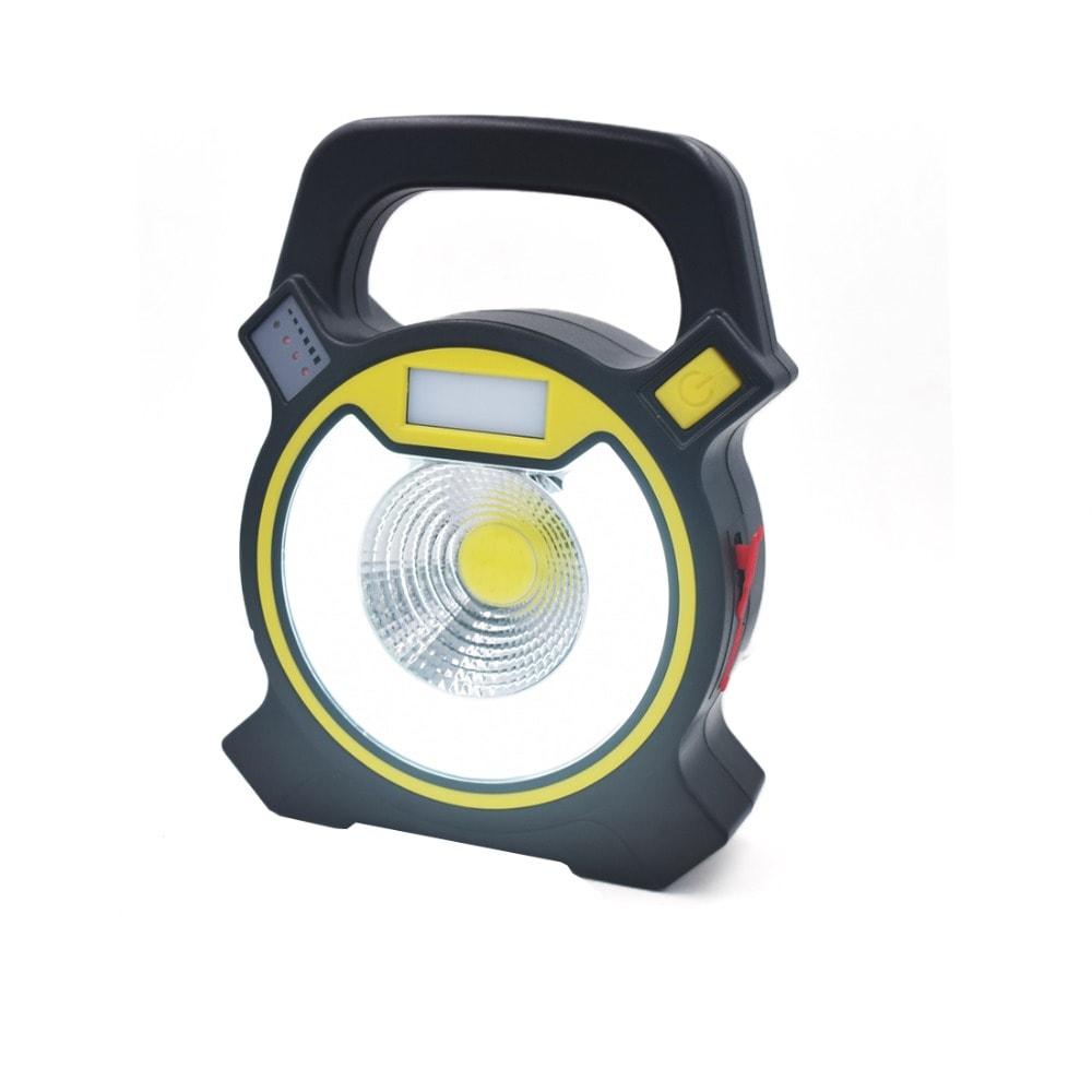 nabijatelna pracovna led lampa 5w