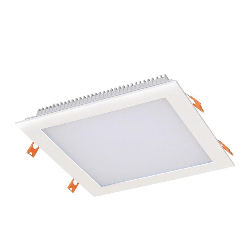 hranat zapusten led panel ip44 do k pe ne 24w s volite nou farbou svetla. Black Bedroom Furniture Sets. Home Design Ideas