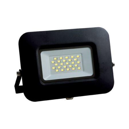 50w led reflektor cierny premium line