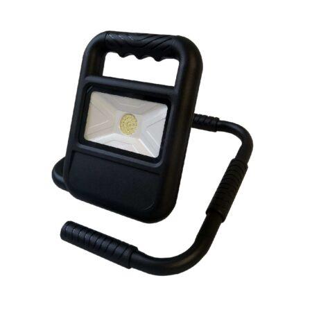 nabijatelny pracovny led reflektor 10w