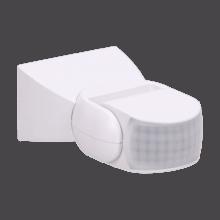 pohybovy pir senzor ip65 biely duo