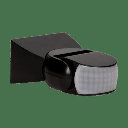 pohybovy pir senzor ip65 cierny duo