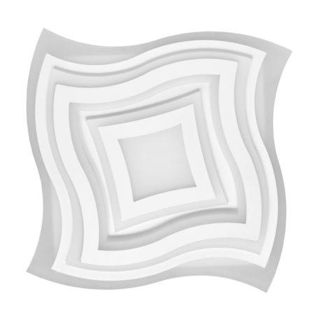 dizajnove stropne led svietidlo duo 130w cct