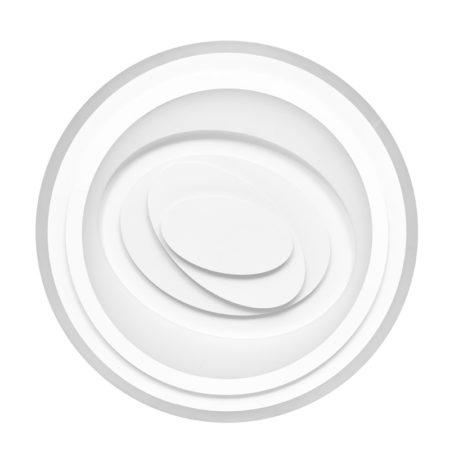 dizajnove stropne led svietidlo duo 60w cct